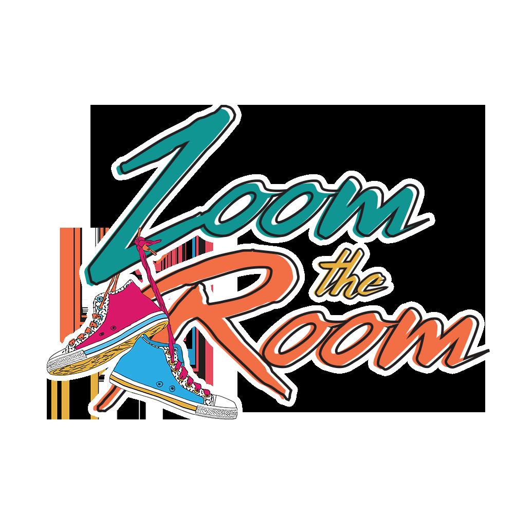 zoom the room logo